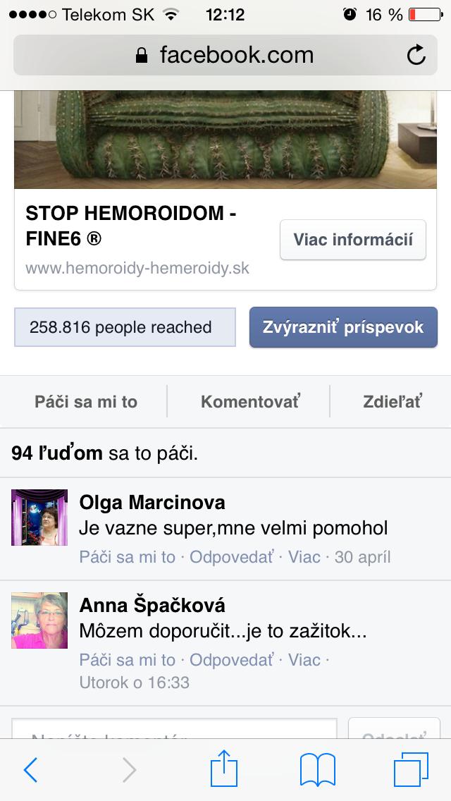 Hemoroidy obrázok 11